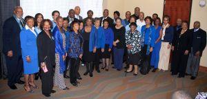 Livingstone College Chapter Presidents