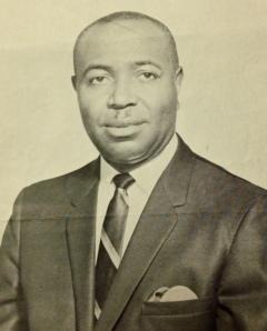 Rev. James W. Ferree