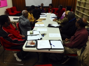 W-S Chapter Meeting