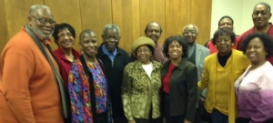 Chapter Members After Meeting
