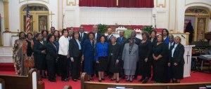 Livingstone College Concert Choir